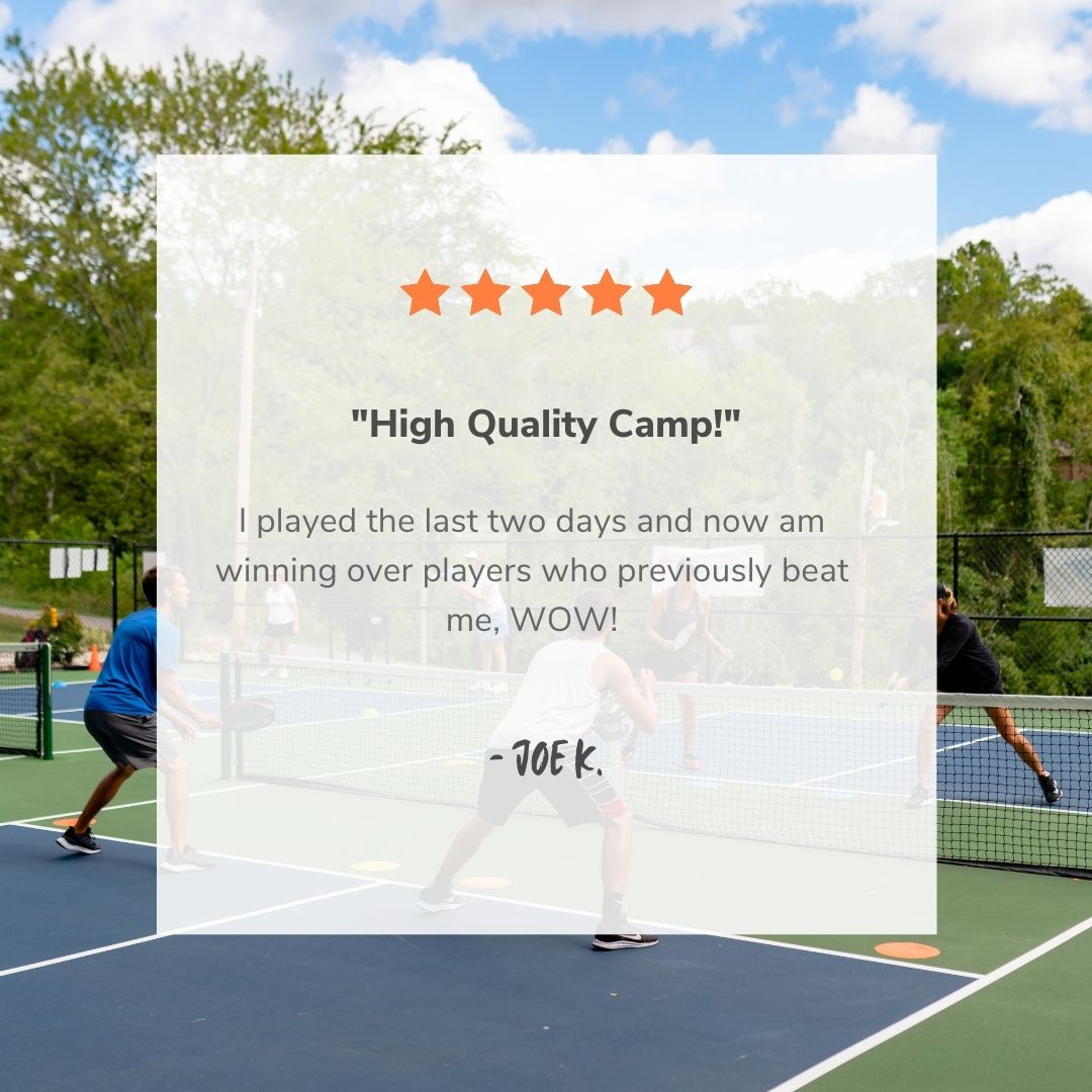 High Quality Camp - I played the last two days and now am winning over players who previously beat me. WOW!